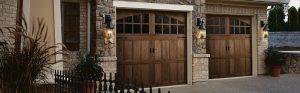 Customized garage doors in Salt Lake City