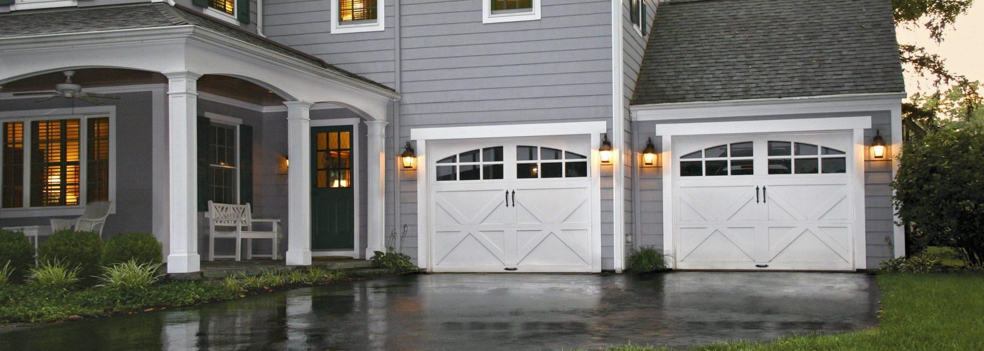 Salt Lake City garage doors